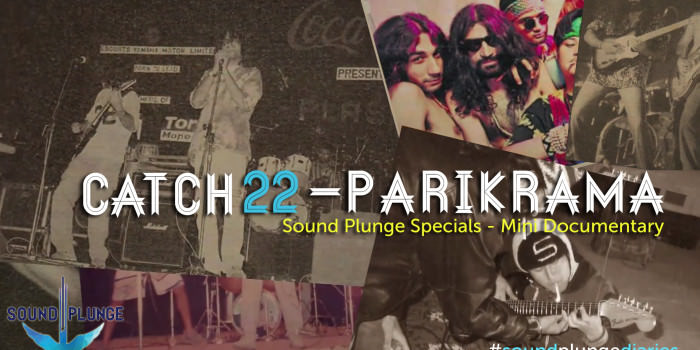 My Big Plunge - Catch 22 Parikrama