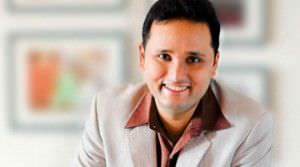 My Big Plunge - Amish Tripathi