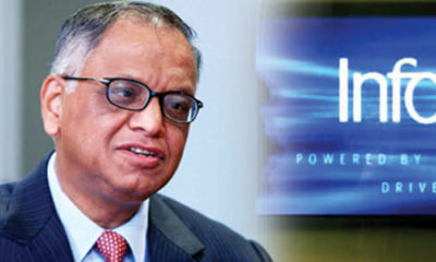 Narayan Murthy to lead panel on startup funding platform
