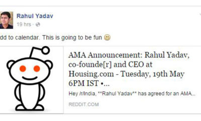 Rahul Yadav to hold Reddit AMA session