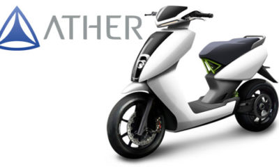Ather Energy receives funding worth $12 million from Tiger Global