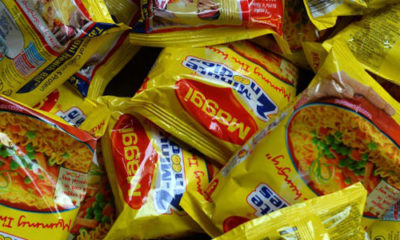 My Big Plunge - Nestle promises to be back