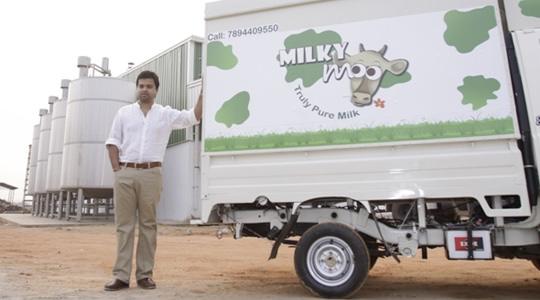 Odisha-based dairy start-up enters national market