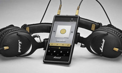 Marshall to bring out signature Android phone for audiophiles