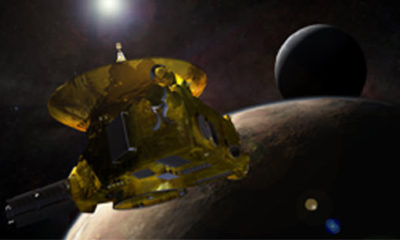 New Horizons completes its epic odyssey to Pluto