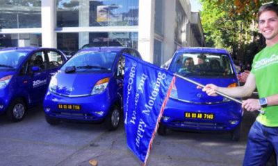 Zoomcar raises funding round worth $11M from Sequoia Capital