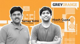 Grey Orange : Helping the ecosystem with automated solutions
