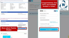 IRCTC ties up with Paytm for passenger convenience