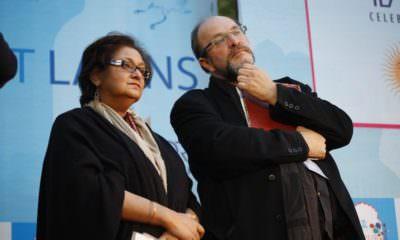 Co-Directors Namita Gokhale