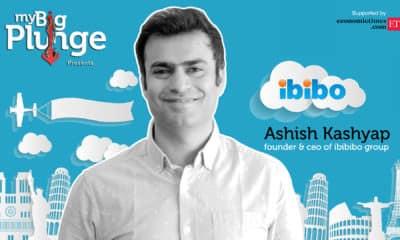 My Big Plunge Ibibo, Ashish Kashyap