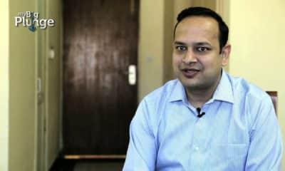 My Big Plunge Vikas Agarwal, OnePlus