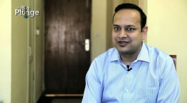 'Never Settle' Vikas Agarwal of OnePlus advices aspiring entrepreneurs