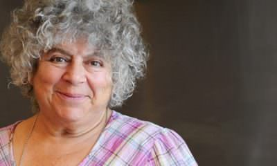 British actress Miriam Margolyes