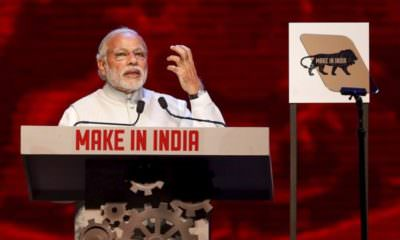 PM Modi pushes for an Aatmanirbhar Bharat and also an export led future