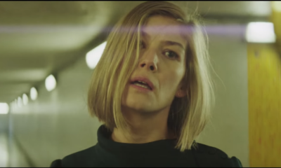 "Rosamund Pike in ""Voodoo in My Blood"" by Massive Attack and Young Fathers"