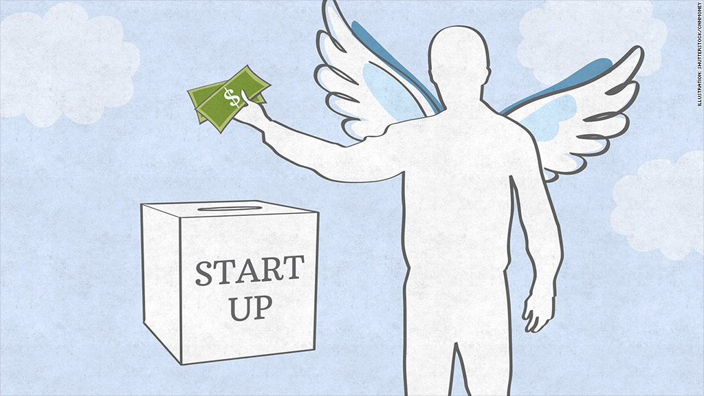 angel investor a real angel Connect with angel and startup investors via the network provided by fundedcom, access network of angel investors and find funding or investment opportunities.