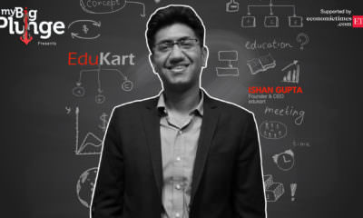 Edukart Founder Ishan Gupta in conversation with My Big Plunge