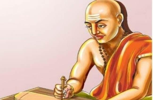 chanakya thoughts in hindi