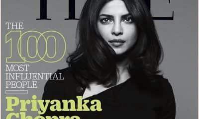 My Big Plunge : TIME 100 Most Influential People feat. Priyanka Chopra