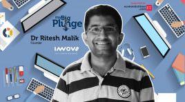 Innov8 Founder Ritesh Malik: Startup India a follower not a trend setter