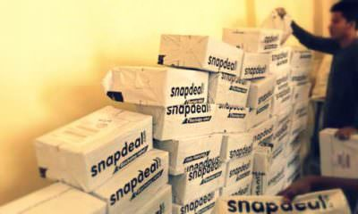 Snapdeal puts in around 1990 crores to strengthen logistics and supply chain- mybigplunge