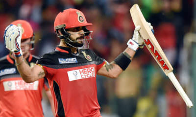 Celebrating nation's rage: Virat Kohli- mybigplunge