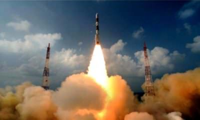 PSLV C34 successfully injects 20 satellites into orbit, sets India new record- mybigplunge