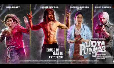 My Big Plunge Review - 'Udta Punjab'