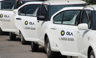 Ola all set to become India's first licensed app-based cab aggregator- mybigplunge