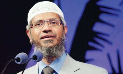 Zakir Naik gets support on Twitter for his defamation notice against Goswami - mybigplunge