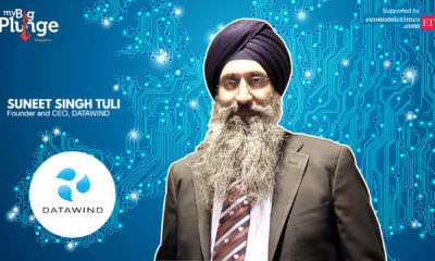 """I think that best of internet is yet to come""- Datawind founder, Suneet Singh Tuli- mybigplunge"