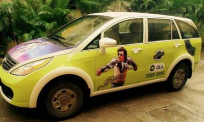 Ola adds SUVs in the 'Prime' category- mybigplunge