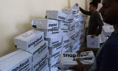 Snapdeal records highest ever sales on its first day of festive season- mybigplunge