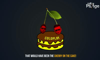 Bollywood all set to gatecrash the Coldplay Gig - My Big Plunge