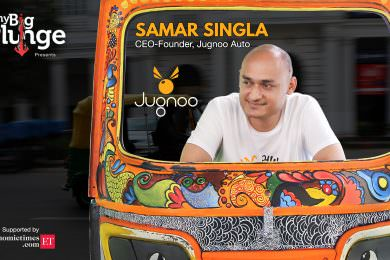 End your Daily Auto Rickshaw Wars with Jugnoo I My Big Plunge Storytellers | Founder Samar Singla