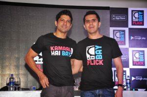 Flickbay, Farhan Akhtar, startup, investment