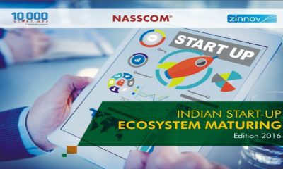Nasscom Zinnov start-up report