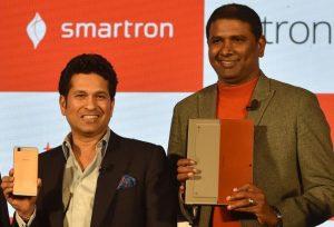 Sachin tendulkar, smartron, investment, startup
