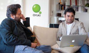 Qyuki, AR Rahman, Shekhar kapur, startup, investments