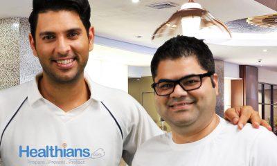 Healthians Yuvraj Singh