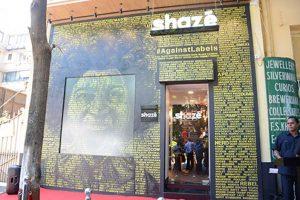 Shaze mumbai mural