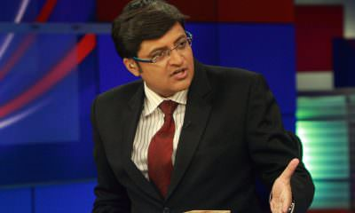 Arnab Goswami Times Now