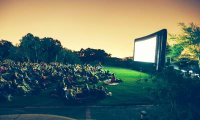 Weekend. movies, movies and chill, outdoor, events
