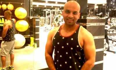 Amaresh Ojha, Gympik
