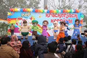 10th edition of the Krackerjack Karnival