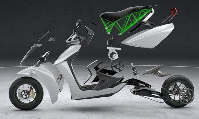 Ather Energy tarun mehta electric scooter