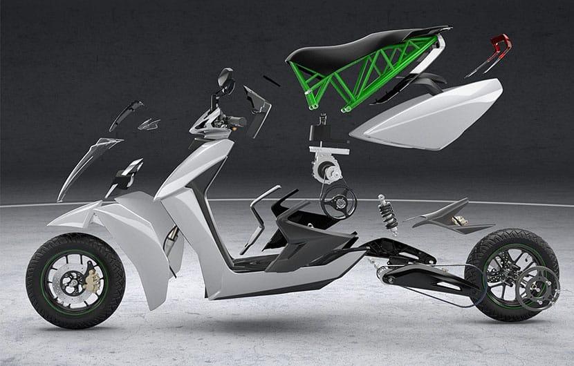 Ather Energy tarun mehta electric scooter