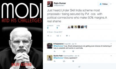 Ex FICCI Secretary Rajiv Kumar alleges corruption in PM Modi's Skill India