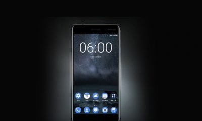 first Nokia-branded Android smartphone – Nokia 6