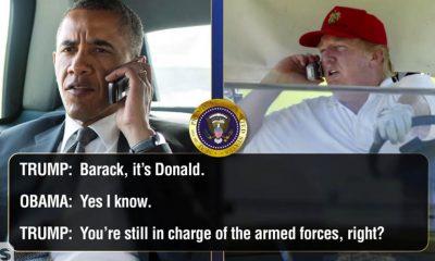 Obama-Trump